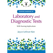 Pearson's Handbook of Laboratory and Diagnostic Tests (8th Edition)