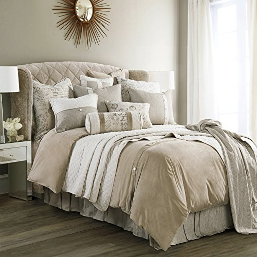 HiEnd Accents Fairfield Coverlet Set, King by HiEnd Accents