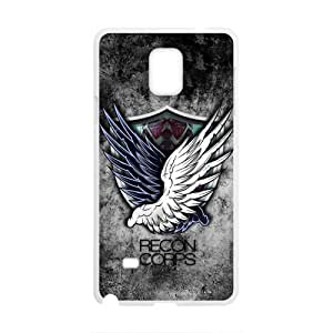 Attack on titan Recon Corps Cell Phone Case for Samsung Galaxy Note4