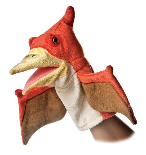 Aurora Plush Pteranodon Puppet – 10″