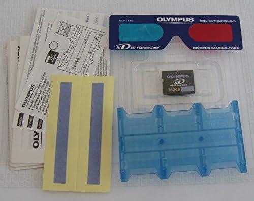 Amazon.com: Olympus M xD-Picture Card Tarjeta de memoria ...