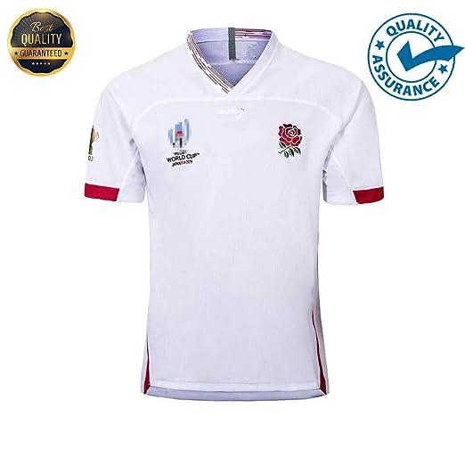 Polo De Rugby De Ocio Camiseta De Manga Corta para Hombres De La ...