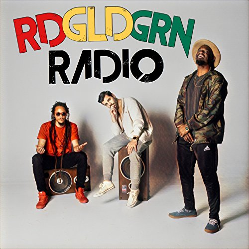 Green Gold Red - Red Gold Green Radio
