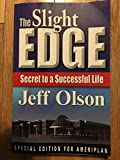 img - for The Slight Edge by Jeff Olson book / textbook / text book