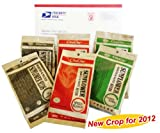 Chacha Sunflower Roasted and Salted Seeds Special Package (3 Flavors X 2 Bags) 250g X 6 Bags