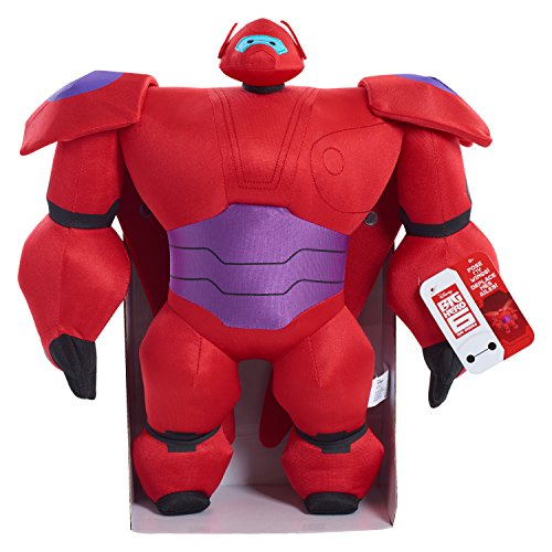 Big Hero 6 Articulated Jumbo Plush - 16