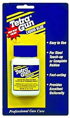 Tetra Gun Liquid Blue Blister Pack, 2.7-Ounce