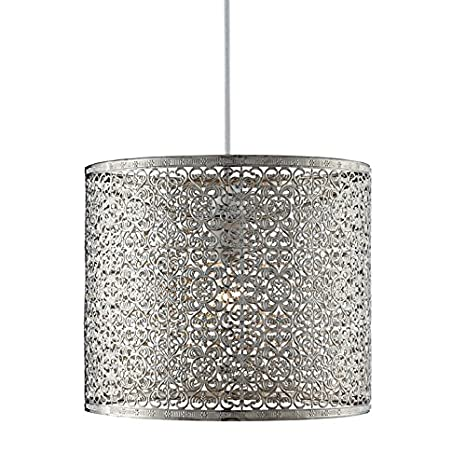 Lighting Collection 700035 - Lámpara de techo (60 W, no ...