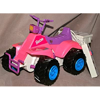 Sparkle Beach Barbie Remote Control Sun Rider: Toys & Games