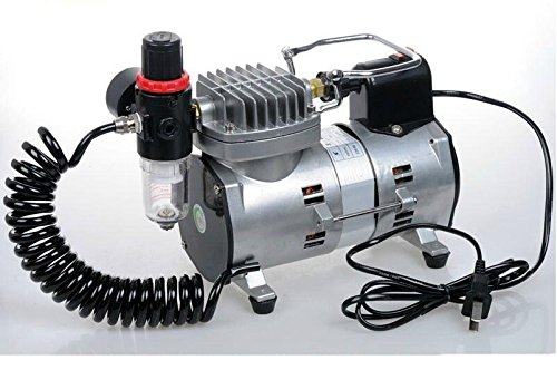Amazon.com: MXBAOHENG 1/8HP Model spray pump Mini air compressor Wall paint car paint 220V 1450rpm/min: Home & Kitchen
