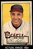 1952 Topps # 88 Bob Feller Cleveland Indians (Baseball Card) Dean's Cards 3 - VG Indians