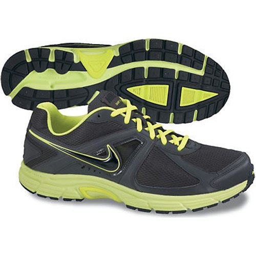 b39071c5b82 Nike Mens s NIKE DART 9 RUNNING SHOES 8.5 (ANTHRACITE BLACK-VOLT ...