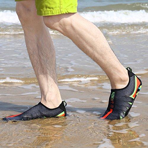 Aqua Yoga Unisex Driving Beach Boating Walking Park Beach Wetsuit Shoes Shoes Swim Swim Water Garden Surf D Shoes Lake dqPSwdCH