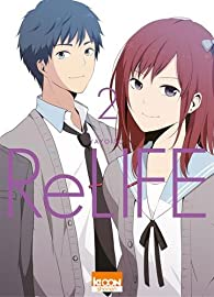ReLIFE, tome 2 par  Yayoiso