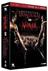 Coffret Tueurs de l'ombre : Manhattan Samouraï + Ninja Assassin [Francia] [DVD]
