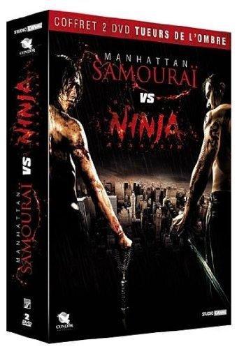 Coffret Tueurs de lombre : Manhattan Samouraï + Ninja ...