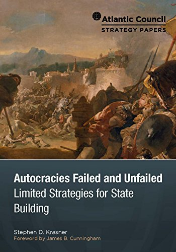 Autocracies Failed and Unfailed: Limited Strategies for State Building (Atlantic Council Strategy Papers Book 3)