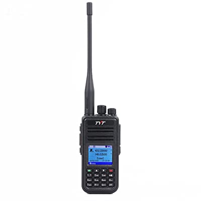 TYT MD-UV380 Dual Band DMR Radio VHF/UHF 136-174Mhz/400-480Mhz Two Way Radio Portable Ham Radio (Amateur): Car Electronics