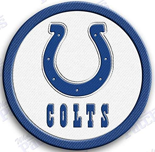 INDIANAPOLIS COLTS IRON ON patches patch FOOTBALL NFL SUPER BOWL