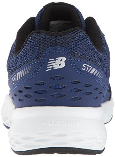 New silver Chaussures Hommes Balance Mx517v1 Blue O0npq7OH