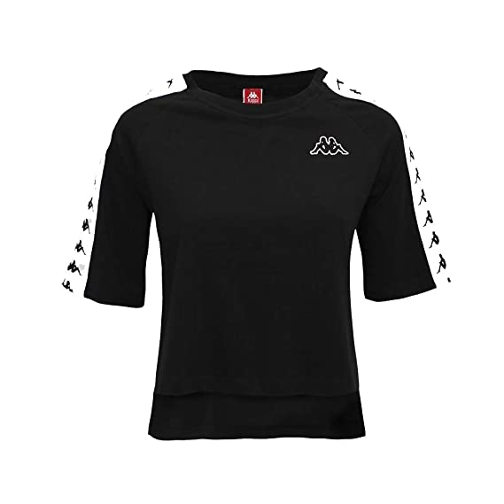 86e6b8df Kappa Women'S T-Shirt 222 Banda Avant 3031WQ0.921: Amazon.co.uk ...
