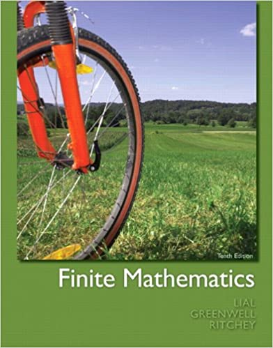 Finite Mathematics (10th Edition)
