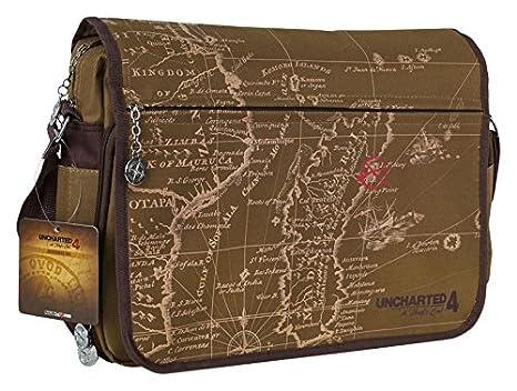 Meroncourt UNCHARTED 4 A Thiefs End Treasure Map Messenger ...