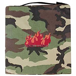 Bench Warmer Portable Heated Seat Cushion Camouflage
