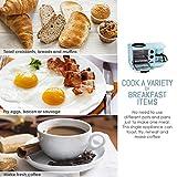Elite Gourmet Retro Nostalgia 3-in-1 Breakfast