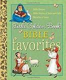 Little Golden Book Bible Favorites, Pamela Broughton and Diane Muldrow, 0375865233