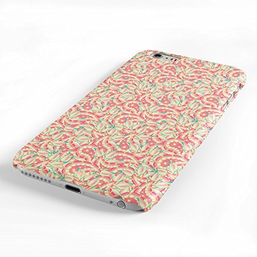 Koveru Back Cover Case for Apple iPhone 6 Plus - Passion Fruit Paisley