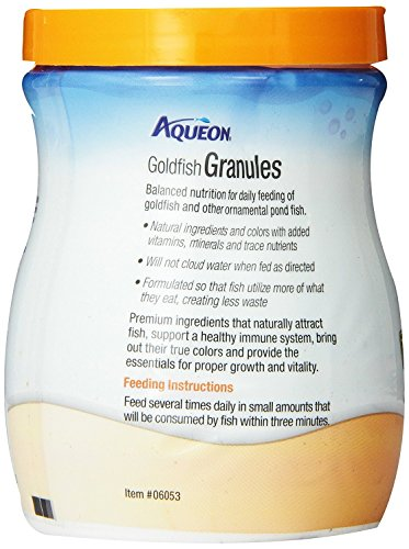 Picture of Aqueon (3 Pack) Goldfish Granules, 5.8-Ounce Each