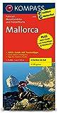 Mallorca: Fahrrad-, Mountainbike- und Freizeitkarte mit Führer. GPS-genau. 1:75000 (KOMPASS-Fahrradkarten International, Band 3500)