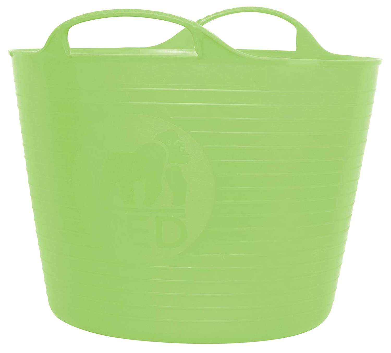 TubTrug SP14PST Small Pistacio Flex Tub, 14 Liter