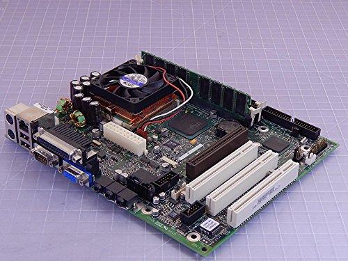 Intel  Radisys 97 9001 02  Mt16lsdt3264ag 133G3  Pc133u 333 542 Z  Q344a591 0087  Sl54q Motherboard T95812