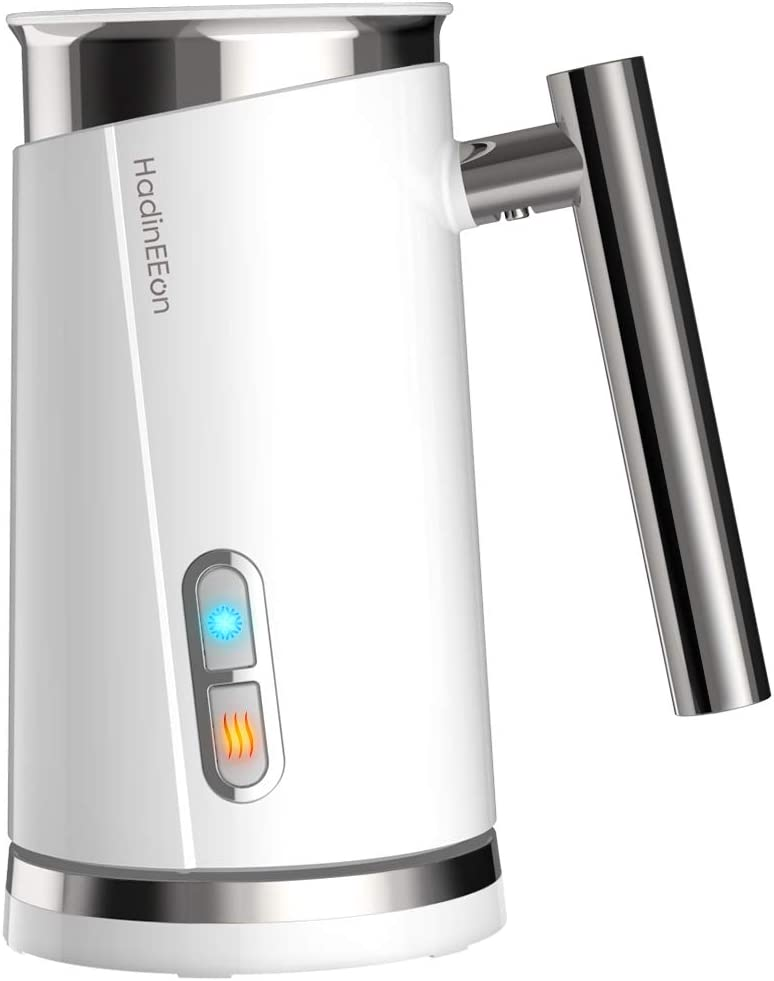 HadinEEon N11 Electric Frother and Steamer - Photo from Amazon