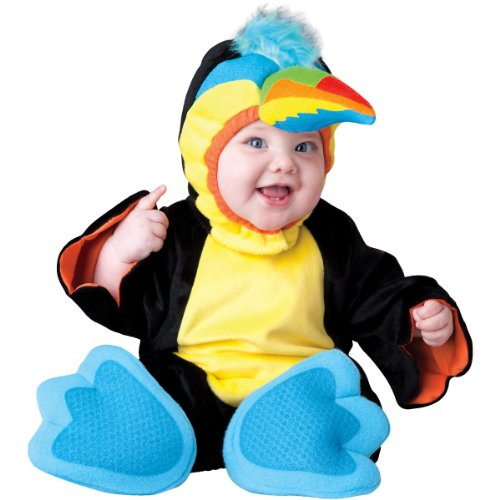 Tiny Toucan Infant Costume Size: 12 - 18 Months -