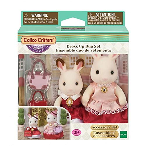 Calico Critters : Dress up Duo -