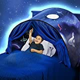 ZW Space Journey Adventure Dream Tent Velocity Stores Dream Tents Glow Space Explorer- As Seen On TV