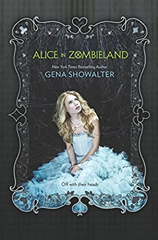 book cover of Alice in Zombieland