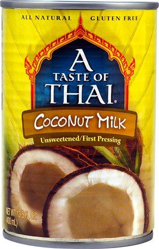 A Taste of Thai Coconut Milk -- 13.5 fl oz - 2 pc