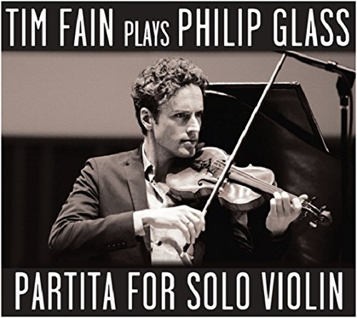 Glass: Partita for Solo Violin