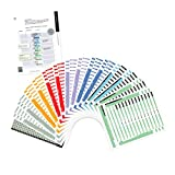FreedomFiler Home Interior Sleeve Expansion Labels