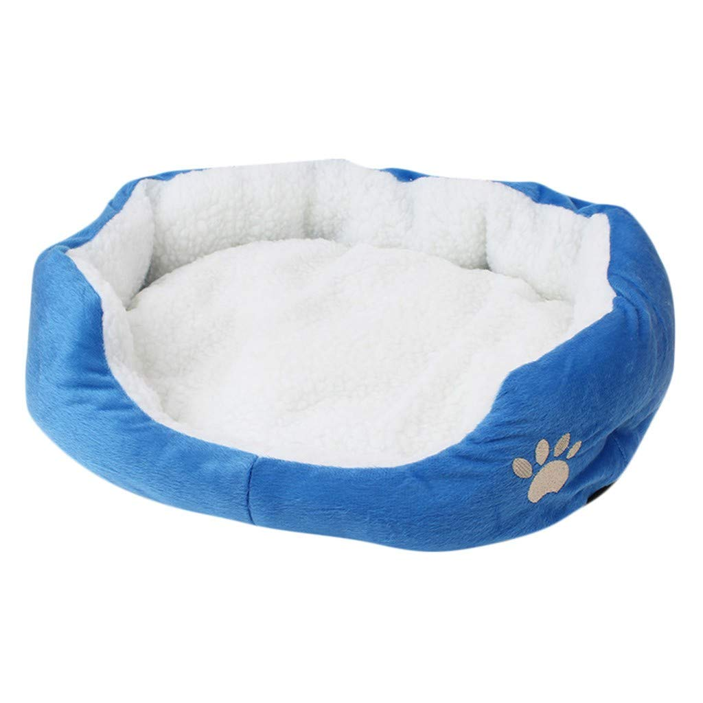 TooTu Pet Dogs/&Cat Beds Chairs Orthopedic Memory Foam Washable Soft Warm Fleece Sofa for Cat or Small Medium Large Dogs