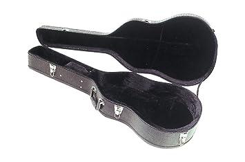 FX F560110 - Estuche de madera para guitarra clásica: Amazon ...