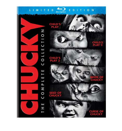 Chucky: The Complete Collection - Limited Edition [Blu-ray]