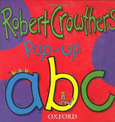 Download Robert Crowther's Pop-Up ABC pdf epub