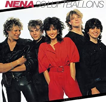 Image Unavailable Not Available For Color 99 Luftballons By Nena