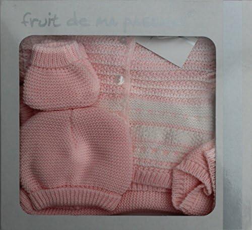 COFFRET NAISSANCE bebe 0 /à 3 mois 4 pi/èces Idee cadeau naissance CN4P-RsBcPullRY NISSANOU