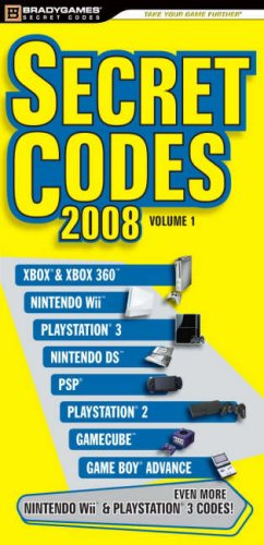 Secret Codes 2008 ebook